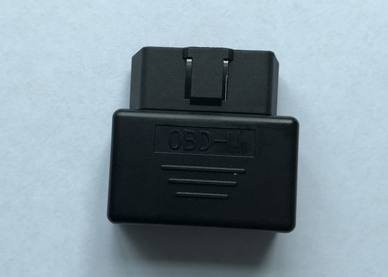 Eco Friendly PA66 OBD Cover Dengan Konektor Pria Dan Konektor DC Cut - Out
